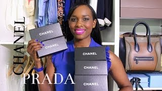 My CHANEL & PRADA Sunglasses Collection