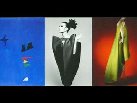 Drawing Inspiration: Balenciaga and Contemporary Art