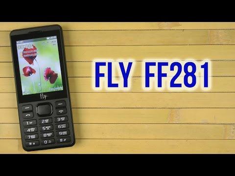 Распаковка Fly FF281 Black