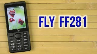 Распаковка Fly FF281 Black