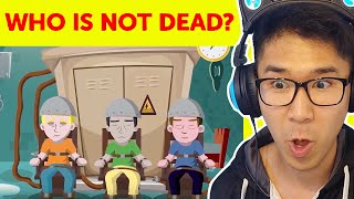 RIDDLES THAT WILL MAKE YOU THINK NOT TWICE BUT 3X w/ CALLMEMING