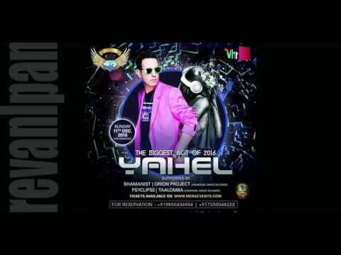 Progressive Orion Project Warming Up For Yahel F Beach House Pune 11 12 16