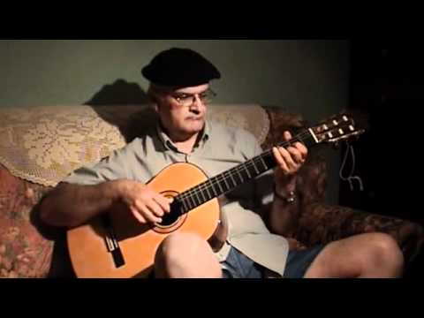 Lady Jane for Classical Guitar