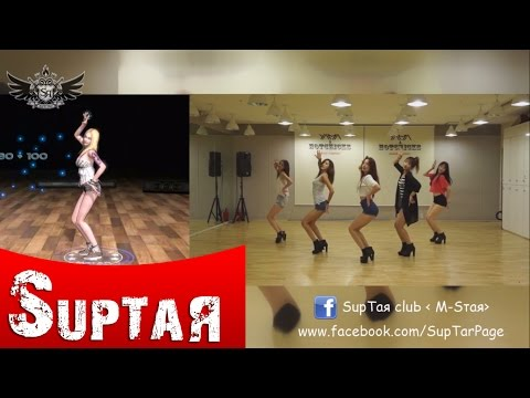 ◄CLUB MSTAR► Up & Down - EXID [Hook Cover]