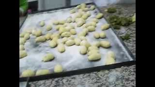 How To Make ( Maamoul ) Lebanese Easter Sweet ( Editing ) ( 3d )