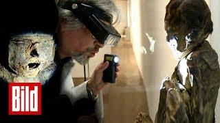 Der Mumien-Doktor - Seine Patienten sind schon lange tot
