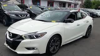 2017 Nissan Maxima Platinum Jackson Heights, Bronx, Brooklyn, Manhattan, Queens