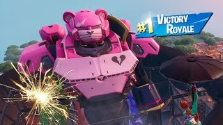 ROBOT vs MONSTER EVENT Countdown! // Use Code: ooShven (Fortnite Battle Royale Live)