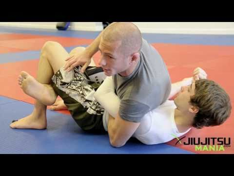 Jiu Jitsu / BJJ Technique: No-Gi - Kimura Series (Part 2 of ...