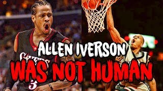 5 Stories That Prove Allen Iverson Was NOT HUMAN