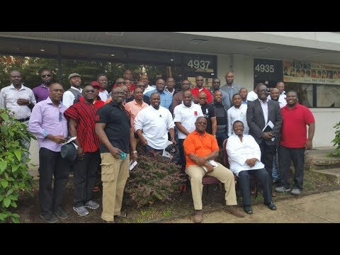 Mfantsipim old boys 2017 gathering in Maryland USA