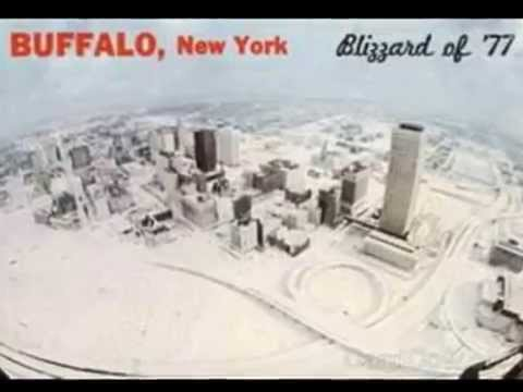 Blizzard Of 1977 That Paralyzed Western NY
