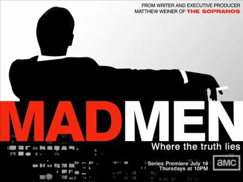 "Mad Men - AMC TV Show Theme - from RJD2 ""Magnificent City Instrumentals"""