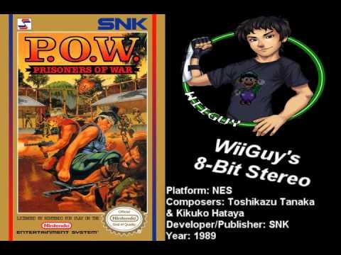 POW: Prisoners of War (NES) Soundtrack - 8BitStereo