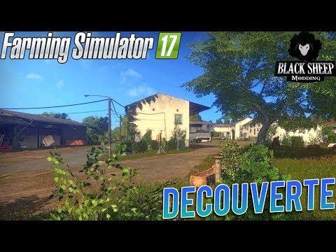 DÉCOUVERTE de The Valley The Old Farm ! Farming Simulator 2017 !