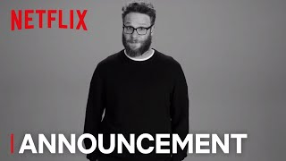 Seth Rogen's Hilarity for Charity | Special Guests Announcement [HD] | Netflix