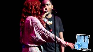 Emotional Remix Live by Carl Thomas feat Faith Evans 2014