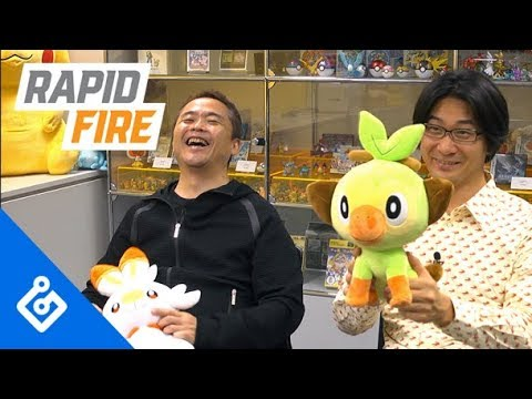 101 Rapid-Fire Questions About Pokémon Sword And Shield