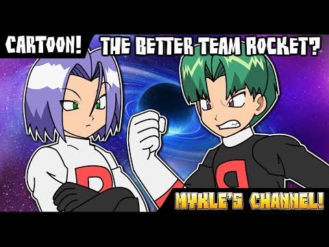 MC: The Better Team Rocket?  Animated Short wEric Stuart!