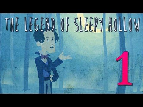 Episode 1 - The Legend of Sleepy Hollow