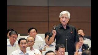 Cả hội trường chết lặng khi nghe bài phát biểu của ĐB Dương Trung Quốc về biển Đông