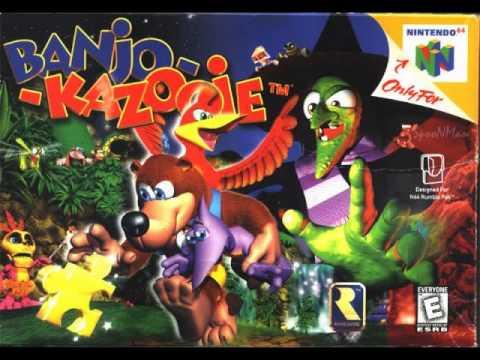 Banjo Kazooie (N64) Click Clock Wood Lobby Theme - 10 Hour