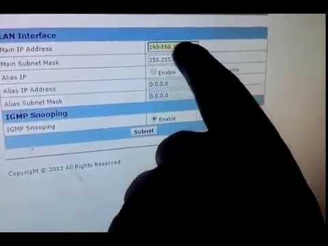 como configurar un router movistar como acces point en español