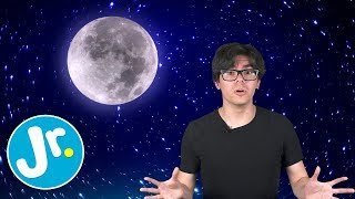 Facts about THE MOON - TRUE or FALSE Quiz!