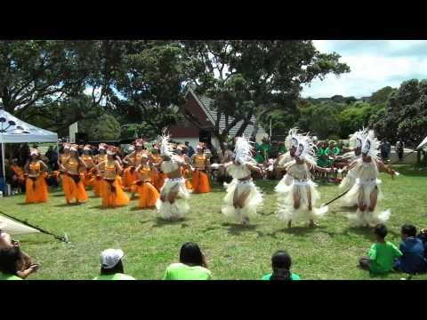 Mangaia - Okahu Bay Performance
