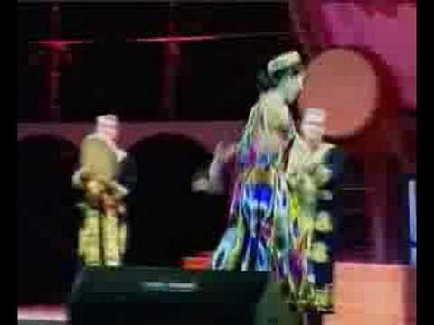 Uzbek Abbos Kosimov