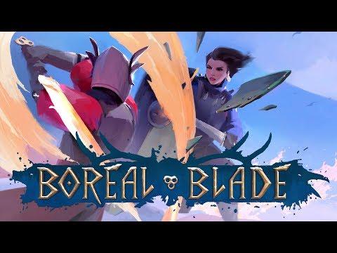 Boreal Blade - Announcement Trailer