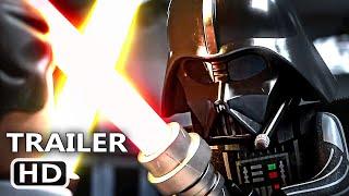 LEGO STAR WARS Especial de Festas Trailer Brasileiro DUBLADO (2020) Disney +