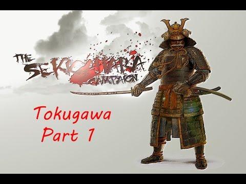Shogun 2: Total War Sekigahara Mod - Tokugawa Part 1