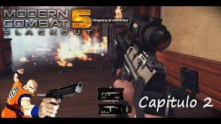 Modern Combat 5 | Capitulo 2 | Temporada 1
