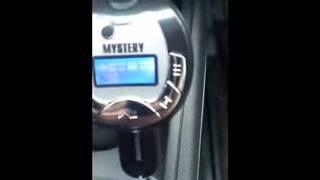 Видеообзор FM модулятор MYSTERY