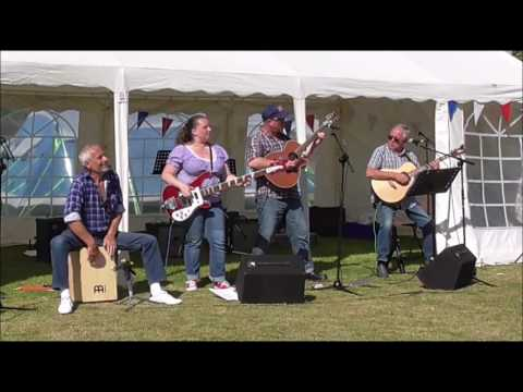 Blue Suede Shoes - Carl Perkins / Elvis Presley Cover - The Fast Rattlers