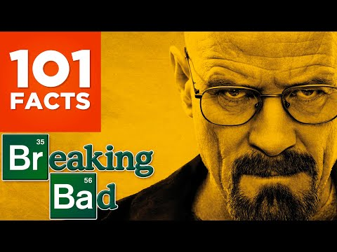 101 Facts About Breaking Bad