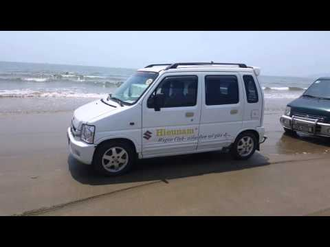 Suzuki Wagon Club tại Hải Bình 2016