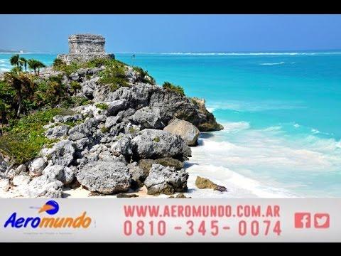 Viajamos a Riviera Maya y Santiago de Chile - Aeromundo viajes y turismo