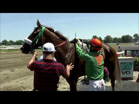 video thumbnail for MONMOUTH PARK 07-18-20 RACE 4