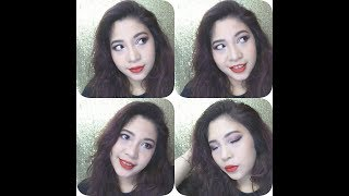 tutorial make up tengah malam