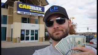 I Went BACK To Carmax! They Offered CASH For 1 Of My Cars