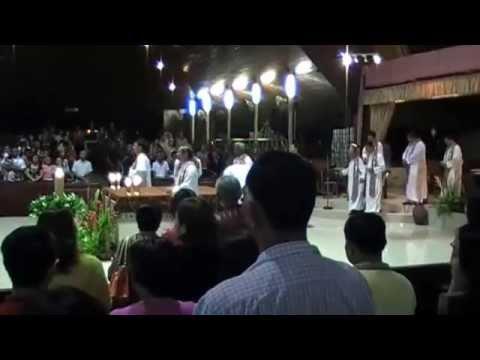 Gawai Mass 2014 Concluding Hymn @ St. Joseph Cathedral Kuching