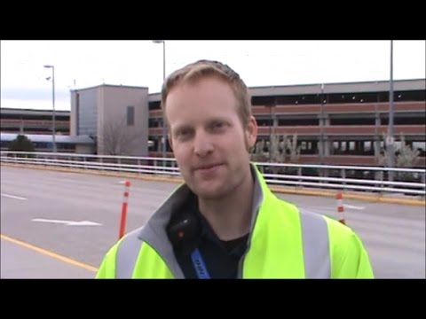 Interrogated by airport security for recording airplanes taking off and landing at Boise Airport.