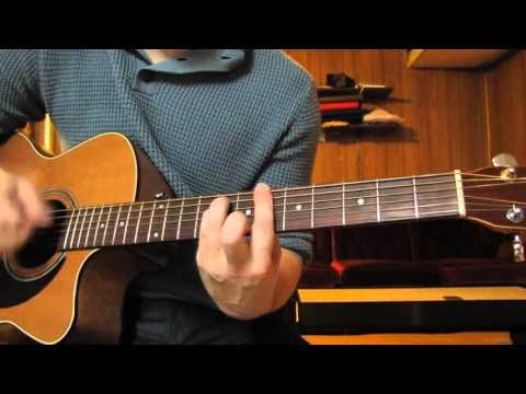 Zac Brown Band - Tomorrow Never Comes (guitar tutorial)