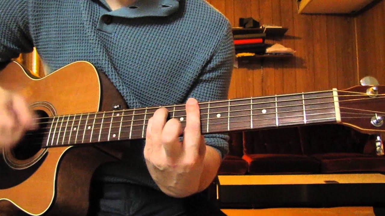 Zac brown band tomorrow never comes guitar tutorial youtube hexwebz Gallery