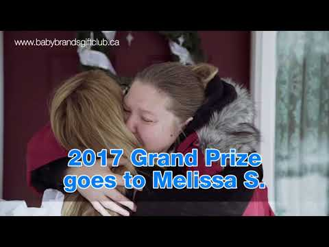 Baby Brands Gift Club_2017 Annual Grand Prize Delivery