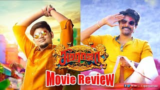 Seemaraja Movie Review by Vj Abishek | Open Pannaa