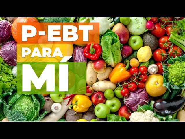 P-EBT Photos Spanish