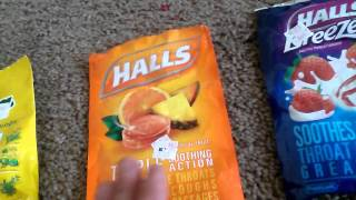 Cough drop effectiveness review